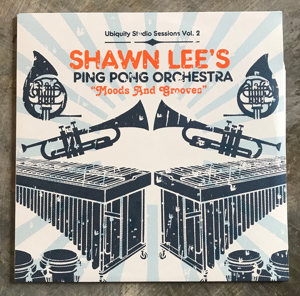 Moods And Grooves | Shawn Lee