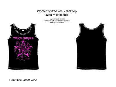 Ladies Poonstar Vest main photo