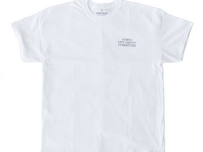 Porto City Gritty Committee Logo Tee main photo