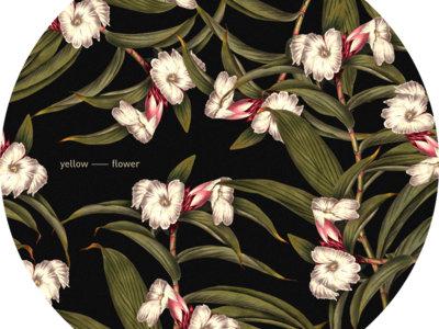 YFSLIP014 - Yellow Flower Single Slipmat main photo