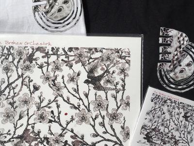 'Pathways' CD and T-shirt Bundle main photo