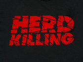Herd Killing | Official Tee photo