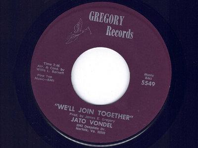 We'll Join Together - Jato Vondel VG+ main photo