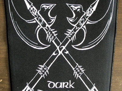 Dark Dungeon Music Backpatch main photo