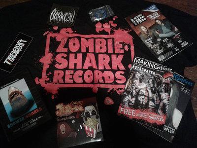 Zombie Shark Week Shirt Bundle Anniversary Special FREE SHIPPING U.S. main photo