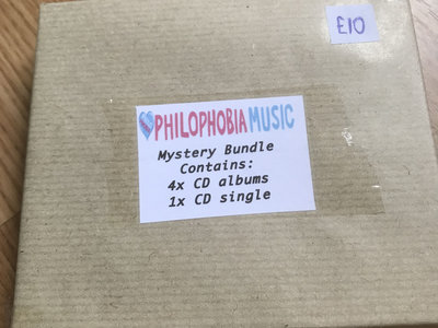CD mystery bundle main photo