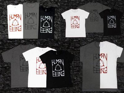 Human Being Ladies T-Shirt main photo
