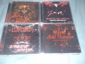 """""""Mental Instability"""" full discography photo"""