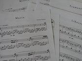 ALL MY PIANO SHEETS photo