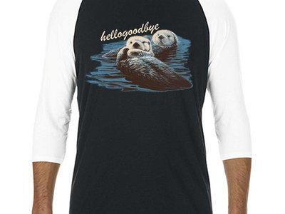 Hellogoodbye UK Tour Otter Shirt main photo