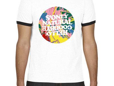 Hellogoodbye UK Tour Logo Shirt main photo