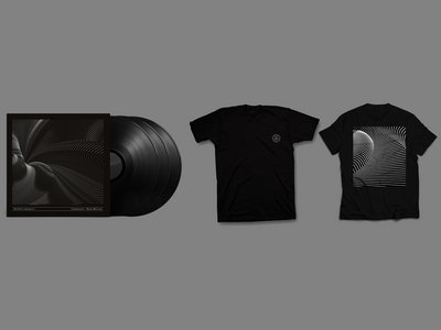 "3x12"" Vinyl & T-Shirt Bundle main photo"