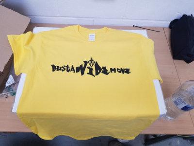 Bustawidemove logo shirt main photo