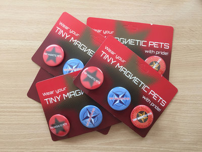 TMP EP-themed 38mm Badges (3 Pack) main photo