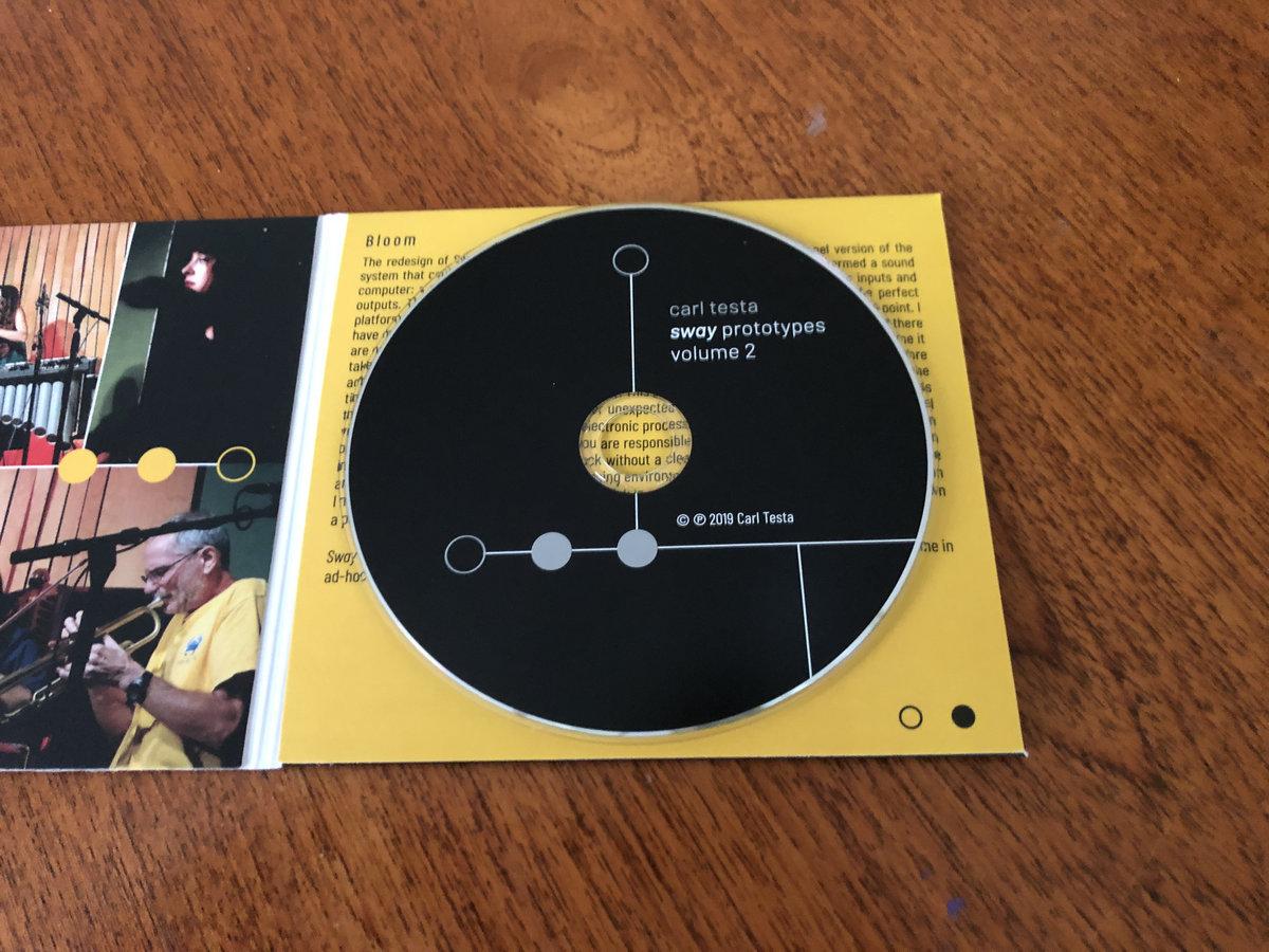 Sway Prototypes - Volume 2 | Carl Testa