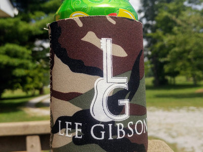 Lee Gibson Acoustic Koozie - CAMO main photo