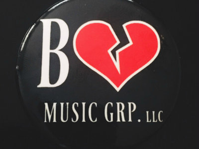 Broken Hearts Music Group™ Button main photo