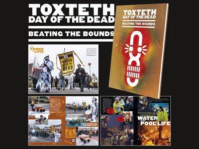 Toxteth Day Of The Dead: Beating Of The Bounds Book main photo