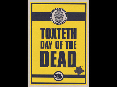 Toxteth Day Of The Dead Poster (Special Edition) main photo