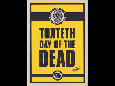 Toxteth Day Of The Dead Poster main photo