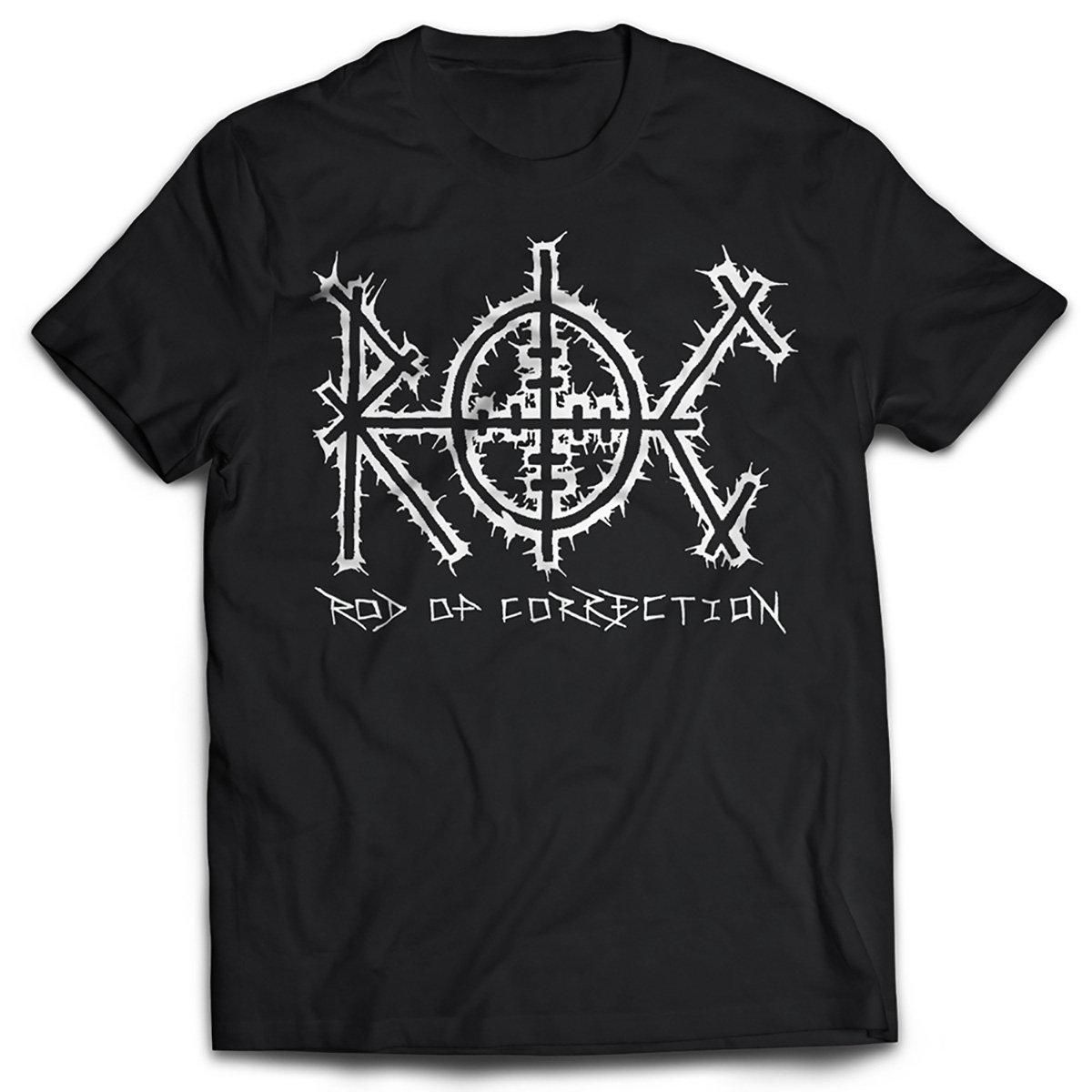 ROC Logo T-Shirt | Rod Of Correction