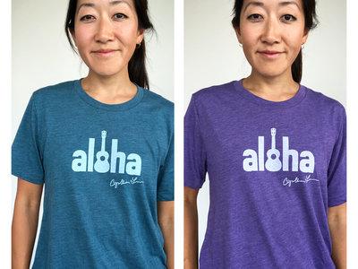 Aloha T-shirt: Limited Edition Summer Colors main photo