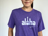Aloha T-shirt: Limited Edition Summer Colors photo
