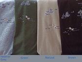 "Deep-Eco T-Shirt: Isles of Shoals ""Official Seal"" photo"