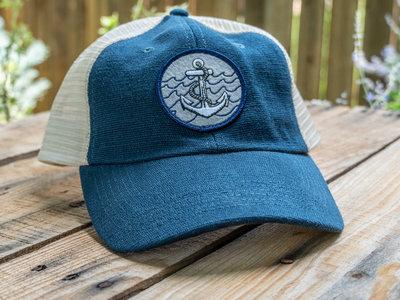 Anchor Hemp Trucker Hat main photo