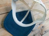 Anchor Hemp Trucker Hat photo