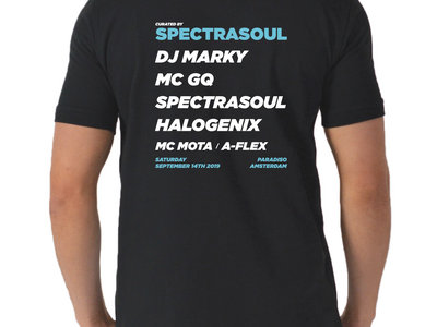 Curated by Spectrasoul shirt by Reell main photo