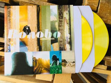 Double Vinyl LP (Yellow) main photo