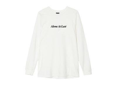 Alone at Last Long Sleeve Shirt main photo