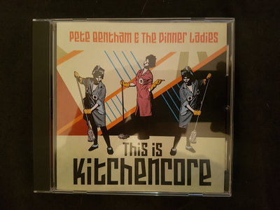 'This Is Kitchencore' Compilation CD main photo