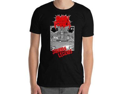Smash Potater - Suburban Legends T-Shirt main photo