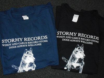 STORMY RECORDS / WINDY & CARL T-SHIRT main photo