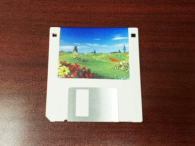 "AGNAR - Summer Insomnia 3.5"" Floppy Disk main photo"