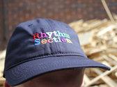 Rhythm Section 'Polychromatic' Baseball Cap photo