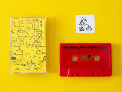 Limited Edition Cassette - Leche Steve Harvey Audition Tape #1 (2016 Comp EP) main photo