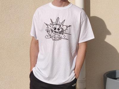 33% DISCOUNT - H.D.W.N.D T-shirt - White main photo