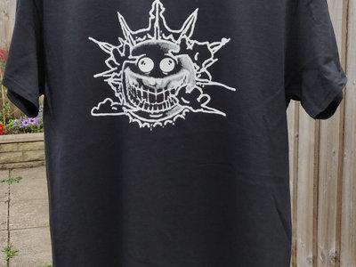H.D.W.N.D T-shirt - Black main photo
