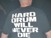 H.D.W.N.D T-shirt - Black photo