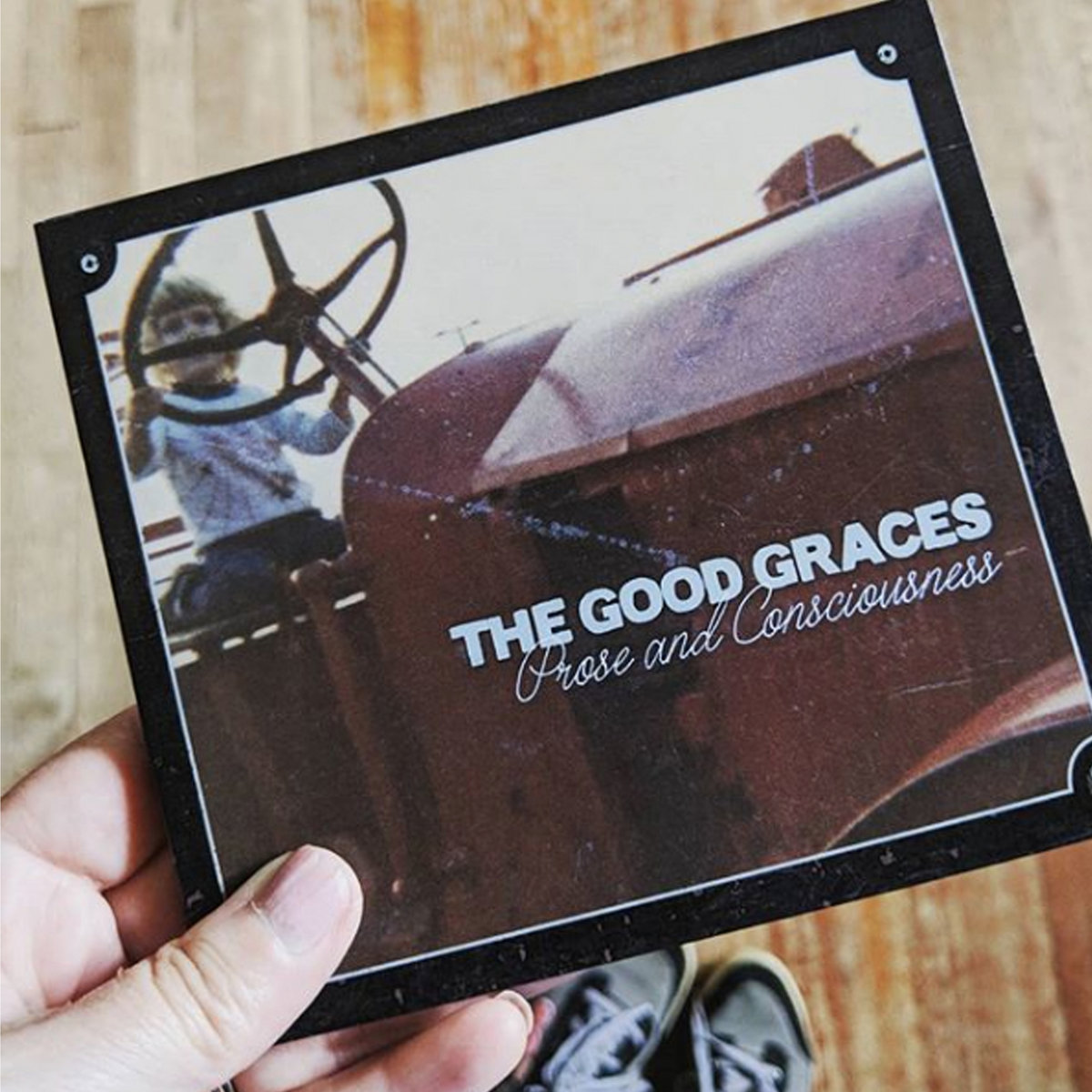 Prose and Consciousness | the Good Graces