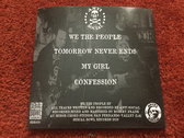 Anti-Social - We The People CD EP photo