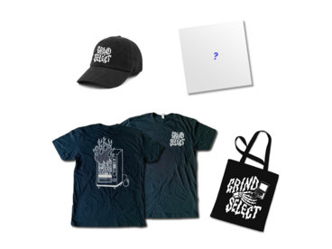Merch Bundle #1: Shirt, Hat, Tote + Mystery Record! main photo