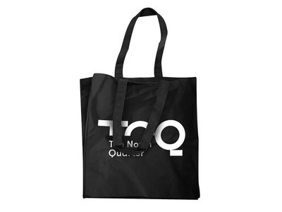 NQ Logo XL Tote Bag main photo