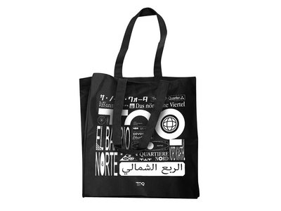 NQ Worldwide Tote Bag main photo