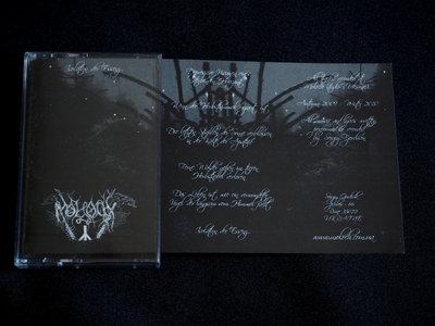 """Cassette edition of """"Isolation der Essenz"""" album main photo"""