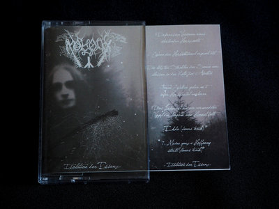 "Cassette edition of ""Isolation der Essenz"" album (with bonus tracks) main photo"