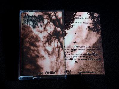 """""""Uralte Stille"""" demo 2007 (pre-""""Traurer""""album) main photo"""